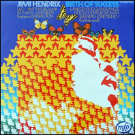 Jimi Hendrix - Birth Of Success