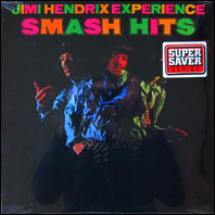 Jimi Hendrix - SMash Hits (sealed '80s vinyl)