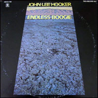 John Lee Hooker - Endless Boogie (2 LPs)
