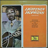 Lightnin' Hopkins Vol. II