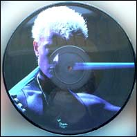 Billy Idol Picture DIsc