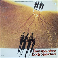 Invasion of the Body Snatchers - original soundtrack