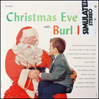 Burl Ives - Christmas Eve With Burl Ives