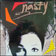 Janet Jackson - Nasty (3 mixes)