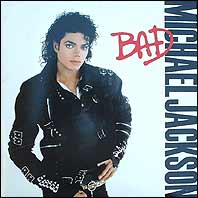Michael Jackson - Bad (original vinyl)