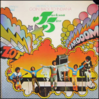 The Jackson Five - Goin' Back To Indiana (original vinyl)