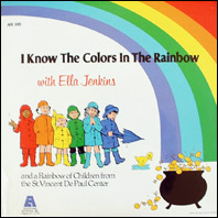 Ella Jenkins - I Know The Colors In The Rainbow