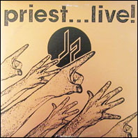 Judas Priest - Priest .... Live! (2-LP original vinyl)