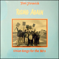Tom Juravich - Rising Again (sealed vinyl)