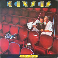 Kansas - Two For The Show (original vinyl)