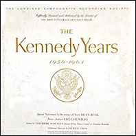 The Kennedy Years (3-LP box)