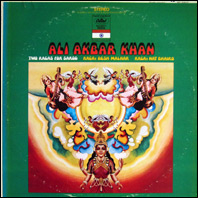 Ali Akbar Khan - Two Ragas For Sarod
