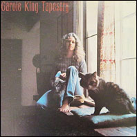 Carole King - Tapestry - original vinyl
