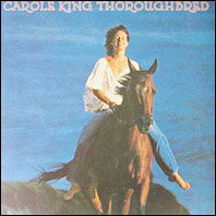 Carole King - Thoroughbred (original vinyl)