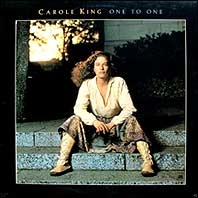 Carole King - One To One (original vinyl)