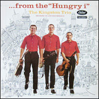 Kingston Trio  - From the Hungry i (original vinyl)