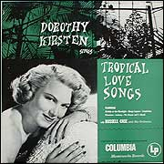 Dorothy Kirsten - Tropical Love Songs
