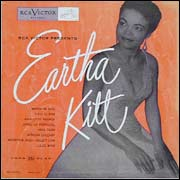 Eartha Kitt - RCA Presents Eartha Kitt