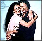 Kris Kristofferson & Rita Coolidge - Natural Act (back cover)