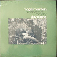 David Laing - Magic Mountain  (sealed vinyl)