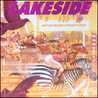 Lakeside - Keep On Moving Straight Ahead original vinyl