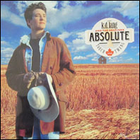 k.d. lang - Absolute ATorch & Twan g (original vinyl)