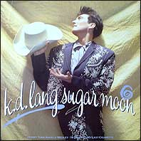 k.d. lang - Sugar Moon