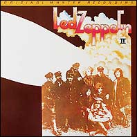 Led Zeppelin II audiophile issue