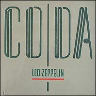 Led Zeppelin - Coda - sealed original