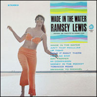 Ramsey Lewis - Wade In The Water (original vinyl)