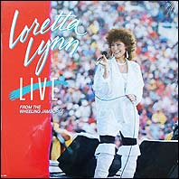 Loretta Lynn - Live At The Wheeling Jamboree