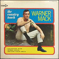 Warner Mack - The Country Touch (original vinyl)