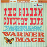 Warner Mack - Golden Country Hits