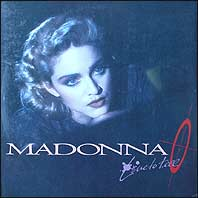 Madonna - Live To Tell (12-inch 45 PS)