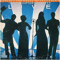 Manhattan Transfer - Live (MFSL)