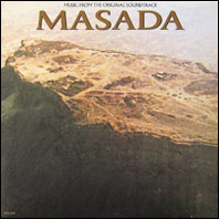 Masada (soundtrack) - Jerry Goldsmith