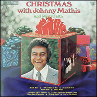 Johnny Mathis - Christmas with Johnny Mathis & Percy Faith