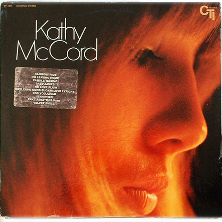Kathy McCord self-titled original LP