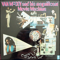 Van McCoy & His Magnificent Movie Machine (sealed vinyl)