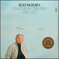 Rod McKuen  Seasons In The Sun Vol. 1 & 2