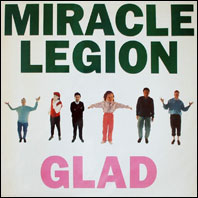 Miracle Legion - Glad