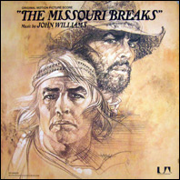 The Missouri Breaks (original soundtrack)