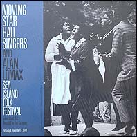 Moving Star Hall Singers With Alan Lomax