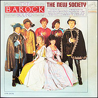 The New Society- The Barock SOund of the New Society