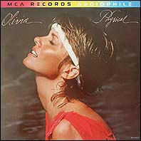 Olivia Newton-John - Physical - audiophile vinyl