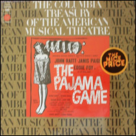 The Pajama =Game (original Broadway cast)