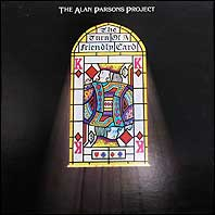 Alan Parsons Project - The Turn Of A Friendly Card (original vinyl)