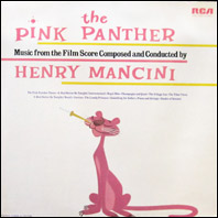 The Pink Panther soundtrack
