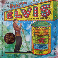 Elvis Presley - Elvis' Hawaii Benefit Concert (sealed original vinyl)