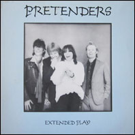 Pretenders - Exte3nded Play